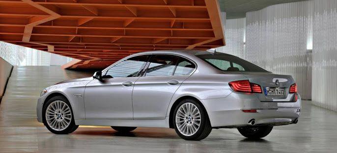 BMW 530e y 540e: ¿dos versiones híbridas enchufables para el próximo BMW Serie 5?
