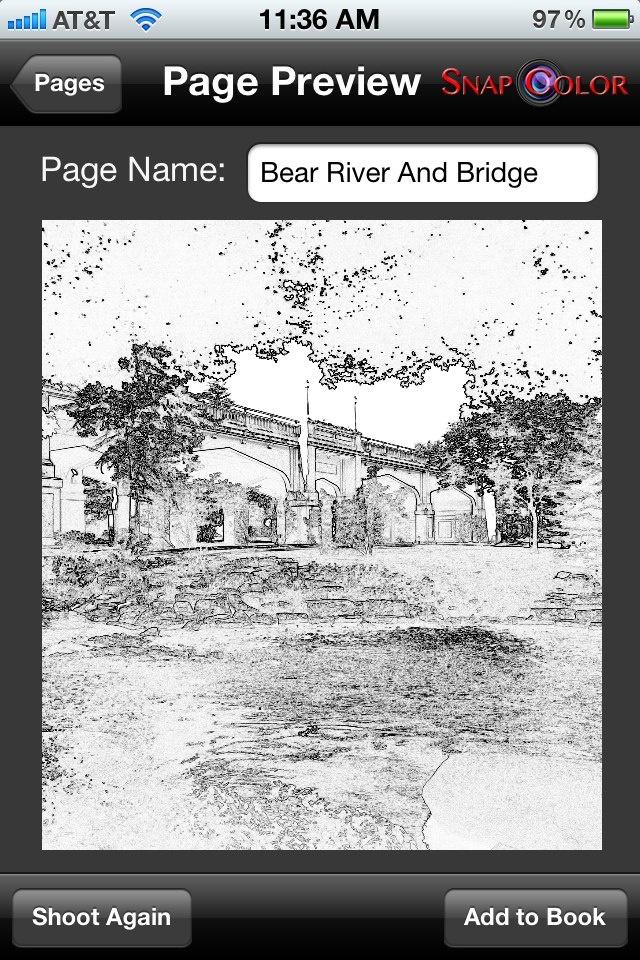 bear river bridge petoskey michigan - How To Make A Coloring Book App