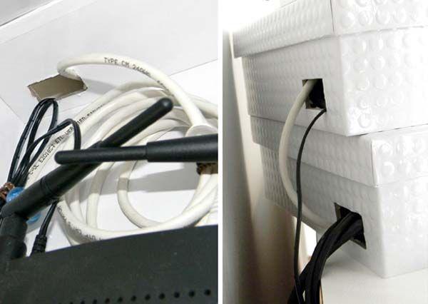 Dica para casa: Como esconder os fios dos aparelhos http://www.blogdocasamento.com.br/como-esconder-os-fios-dos-aparelhos/