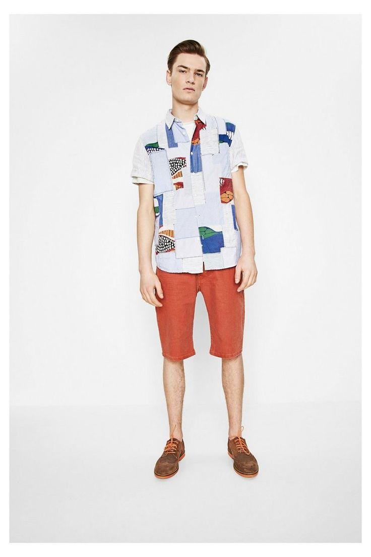 Camisa Salsa Desigual. ¡Descubre la colección primavera-verano 2017!