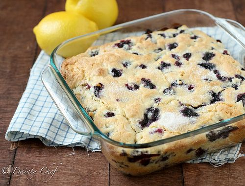 Blueberry buttermilk breakfast cake. Anyone who knows me know that I ...