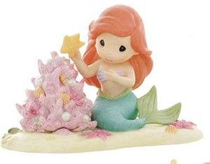 Disney Precious Moments Figurine - The Christmas Spirit