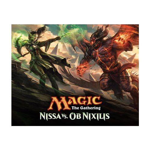 MTG Nissa vs Ob Nixilis Duel Deck