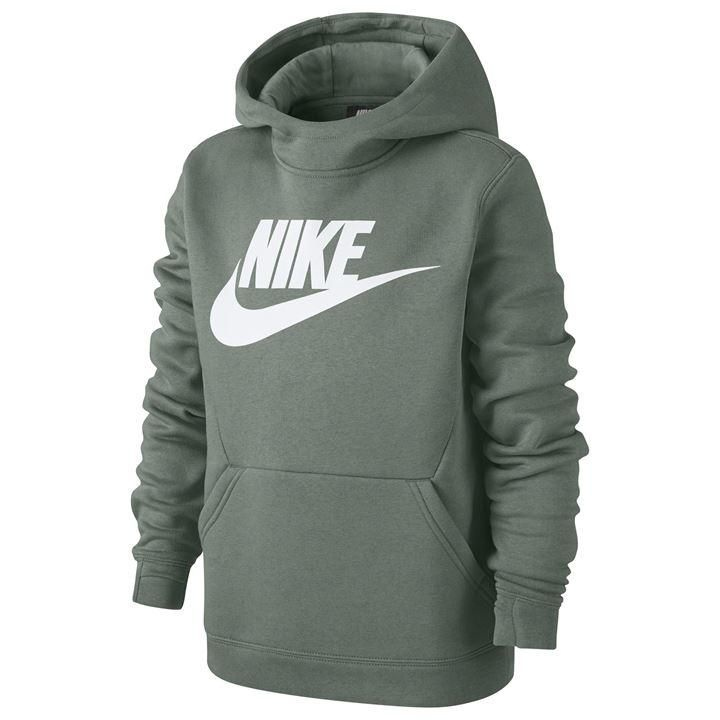 nike hbr swoosh overhead hoodie