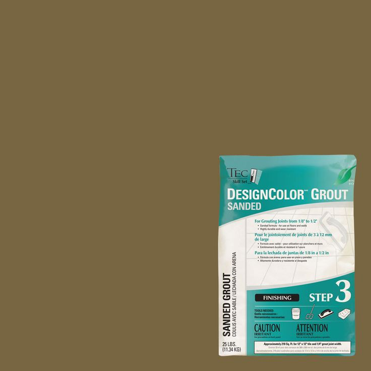 Muebles Para Baño Lowes:Tec Sanded Grout Colors