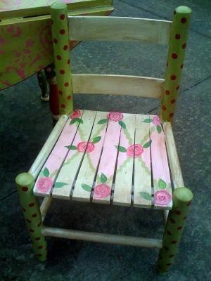 Lucky Peach Designs By Elvira. Ausgefallen Bemalte MöbelBemalte ...