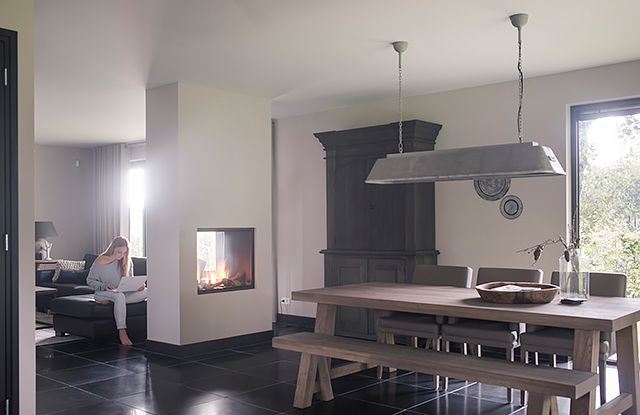 Keukenkasten Behangen : ... op Pinterest - Kasten, Beschilderde ...