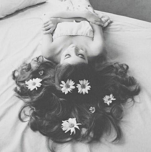 Flower in my hair - 4-good-vibes - #4goodvibes #Flower #hair #vibes - Wedding Fotoshooting
