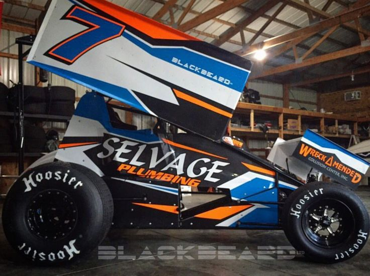 Pin by phillip larry on Awesome Sprint car racing
