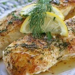 Lemony Steamed Fish Allrecipes.com So yummy! Our favorite way to cook fish!