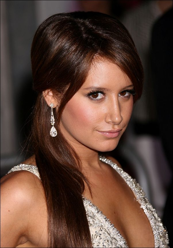 Brown with a red tint hair color trendy hairstyles in the usa brown with a red tint hair color urmus Gallery