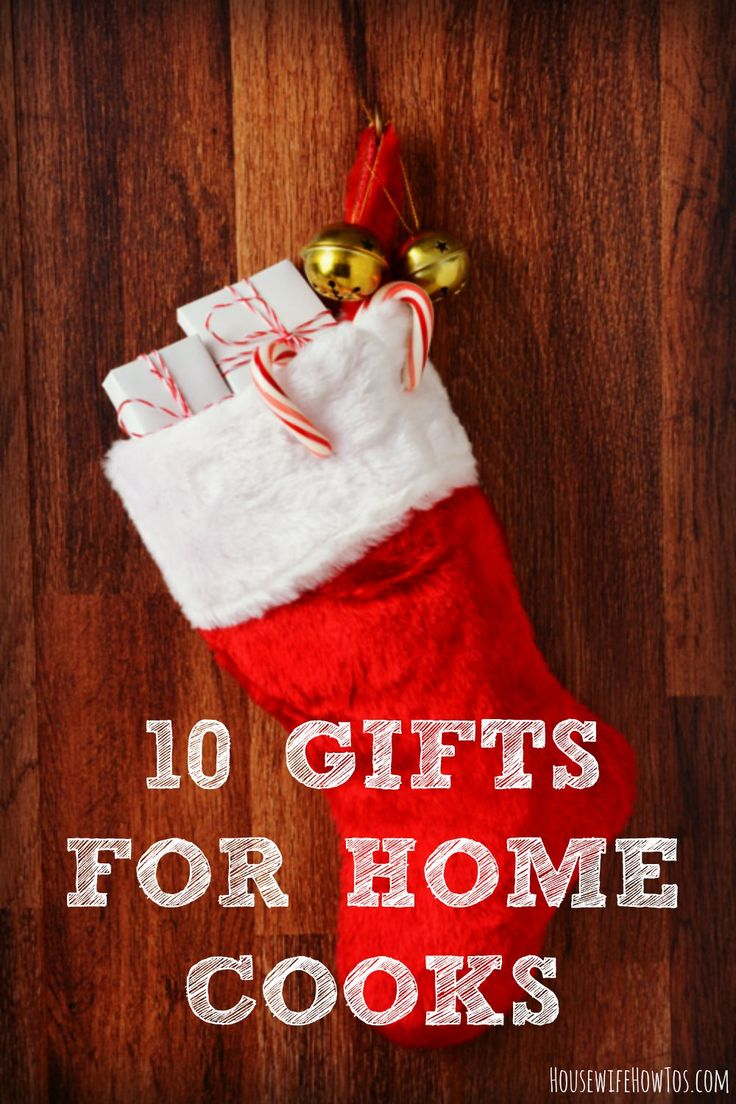 Christmas Gifts For Cooks Part - 43: Know A Foodie Or Home Cook? Here Are 10 Great, Inexpensive Gift Ideas They