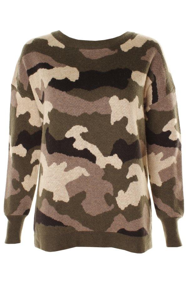 Camouflage Jumper #laeastergiveaway