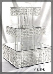 square tiered wedding cake stands best 20 square cake stand ideas on 20377