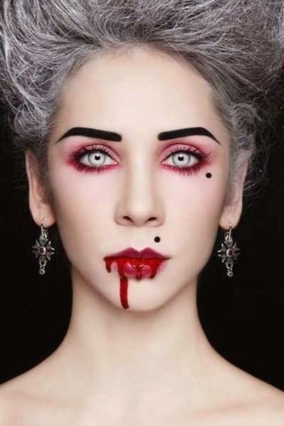 Halloween makeup inspirations for women