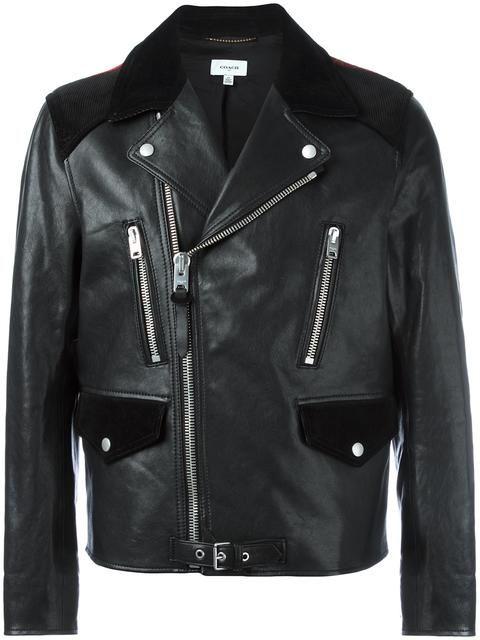 COACH 'Mashup' jacket. #coach #cloth #jacket