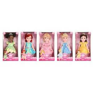 My First Disney Princess Toddler Dolls