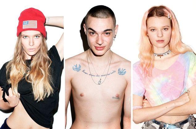 Anti-agencia de modelos que pide más que una cara bonita   http://caracteres.mx/anti-agencia-de-modelos-que-pide-mas-que-una-cara-bonita/