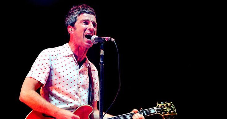 Hear Noel Gallagher's Joyous New Rocker 'Holy Mountain' #headphones #music #headphones
