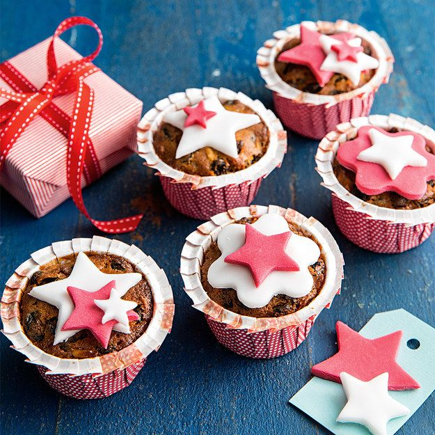 """Christmas Muffins   13 Delicious Ways To Say """"Merry Christmas"""" With Food"""