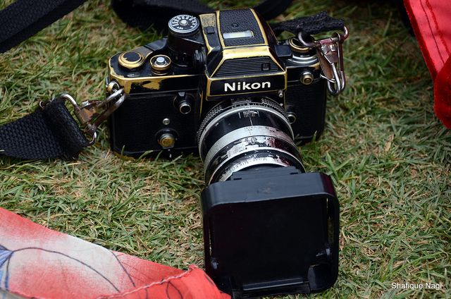 The One and Only – Nikon F2 A
