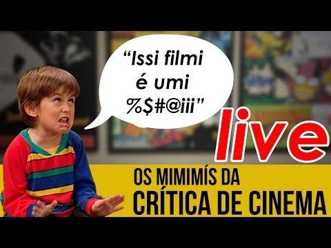 Take a peek into my channel here 👀 OS MIMIMÍS DA CRÍTICA DE CINEMA! AGORA VAI! https://youtube.com/watch?v=Ew2PcYNsvAg
