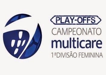 Campeonato Multicare 1.ª Divisão Feminina: Madeira SAD é o primeiro finalista.