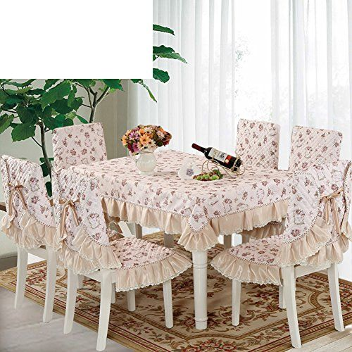 Outdoor Coffee Table Table Cloth Table Pastoral Lace Table Cloth Table C Diameter230cm 91inch Table Linens