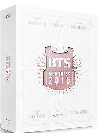 (BTS) - BTS Memories Of 2015 [4DVD] No Return