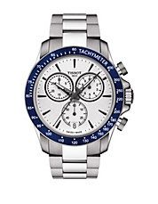 Chronograph V8  Stainless Steel Watch