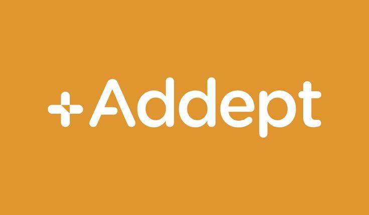 Addept Accounting Logo Design