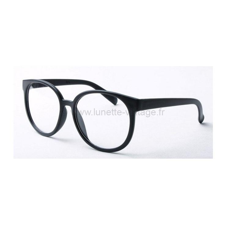 $11 Cette très belle paire de fausses lunettes de vue ronde est destinée au personnalités qui n'ont pas peur de s'assumer ! Idéale pour un style rock, vintage ou intello chic !