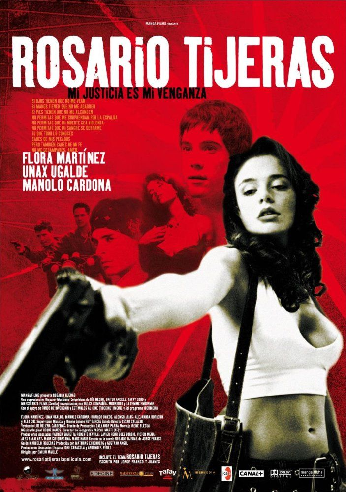 Rosario Tijeras (2005) - IMDb