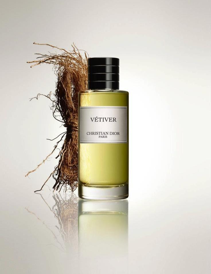 La Collection Couturier Parfumeur Vetiver Dior cologne - a new fragrance for men 2010