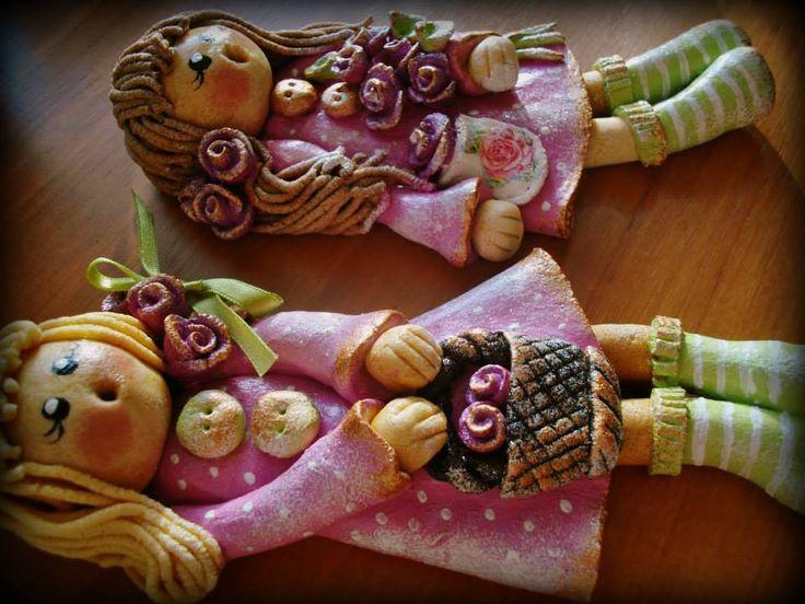 Masa solna, lalczeki różane