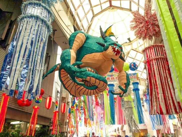 Tanabata, la noche de las estrellas y los deseos