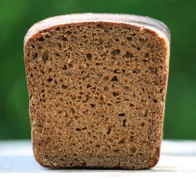 Moсковский ржаной хлеб: crucide