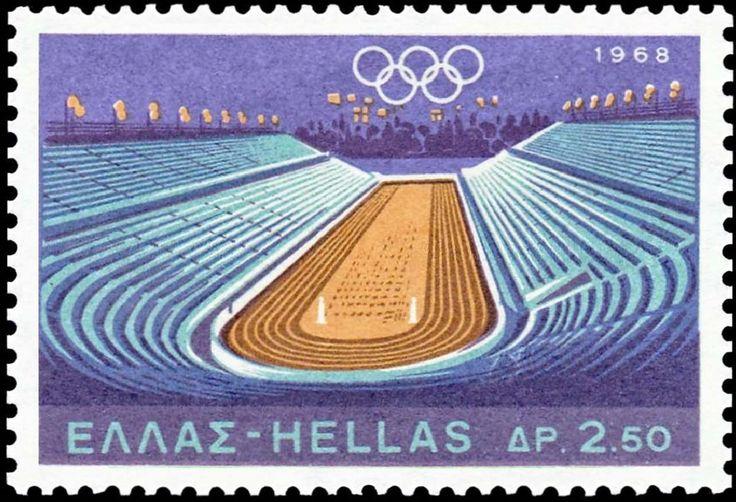 1968- Παναθηναϊκό στάδιο