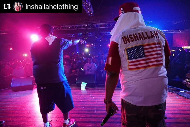 #Repost @inshallahclothing (@get_repost)  I went from standing on the corner holding 50 years in my pockets to standing on the stage with a legend doing what I love to do so you can't tell me dreams can't come true! Always keep it P.U.R.E photo by @_m0stefinitely8_ @inshallahclothing @iampure1  @raekwon  #WuTang #WuTangClan #WuTangForever #WuTangIsForTheChildren #ProtectYaNeck #36Chambers #RZA #ODB #InspectahDeck #UGod #GhostfaceKillah #MastaKillah #MethodMan #Cappadonna #GZA #Raekwon…