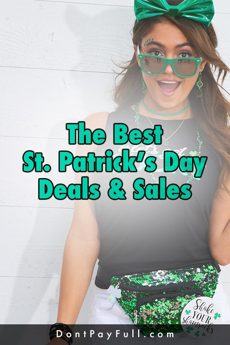 Best St. Patrick's Day Deals and Specials for 2021 | DontPayFull | Money  saving tips, Finance bloggers, Smart money