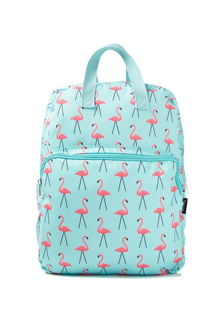 duke backpack, FLAMINGO