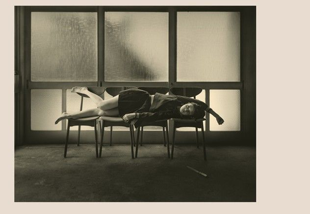 04 from the series 'A Photographic Portrayal of the Paintings of Balthus'