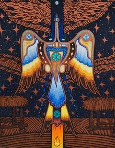 ArtSlant - Peyote Bird