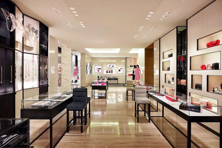 Chanel store by Peter Marino, Hamburg – Germany