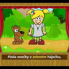 České lidové písničky pro děti