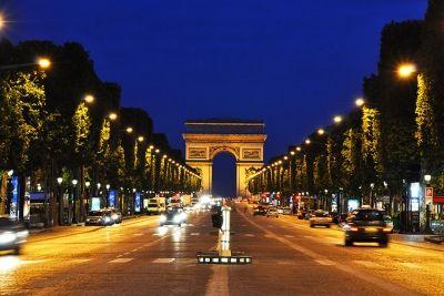 Ταξίδι στο Παρίσι