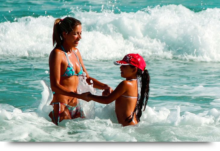 Info and Facts about Cape Verde islands: Holiday in Cape Verde Islands & Sal with children or small children. Activities, what to do, beaches, hotels, food.