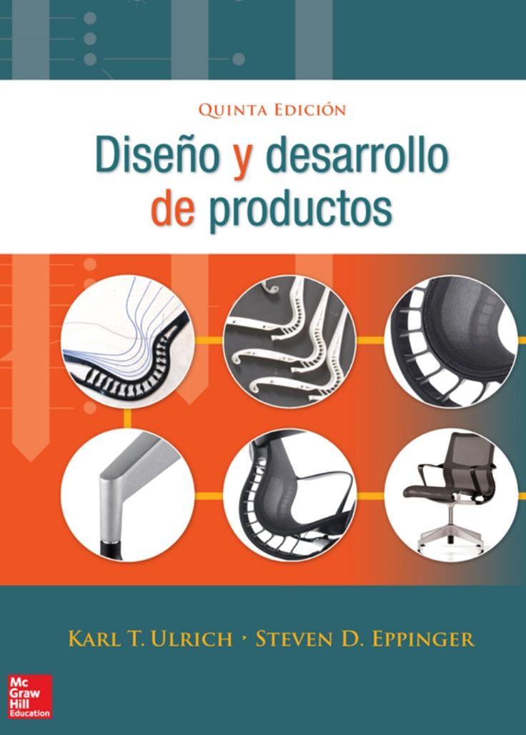 Diseño y desarrollo del producto 5ta edición actualizada y completa en alta calidad.