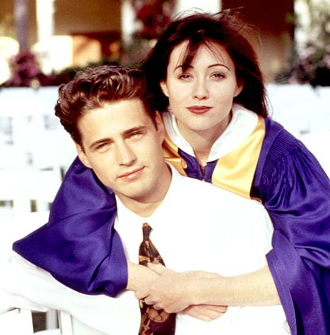 Jason Priestley Dishes on Shannen Doherty, Brad Pitt in Memoir Excerpt - Us Weekly