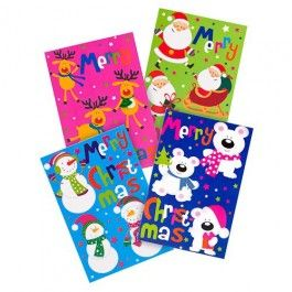 A fun selection of Christmas cards